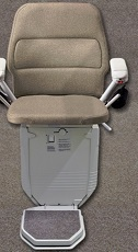 Eco Curve Reconditioned Stairlift