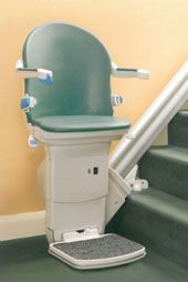 Stairlift hire - Short term rental