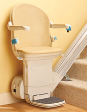 Simplicity Plus Straight Stairlift
